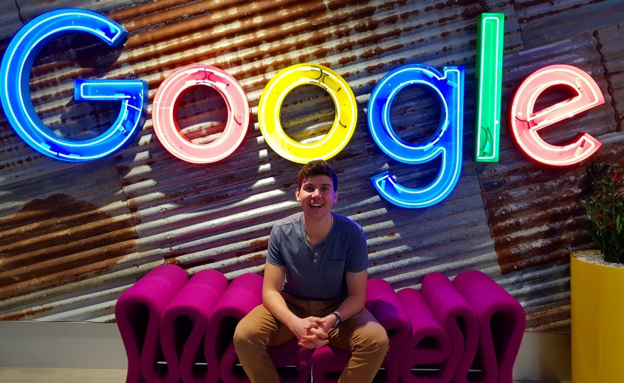 New Job at Google!